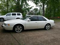 1993 Cadillac STS Berline