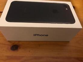 iPhone 7 128GB matte Black FOR iPhone 6s 128GB Space Grey