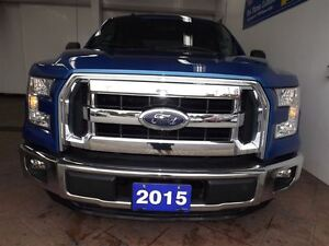2015 Ford F-150 XLT SUPERCREW 3.5L Kitchener / Waterloo Kitchener Area image 9
