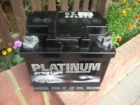 Platinum Prestige Car Battery 085 12V CCA SAE 360 amps 44AH