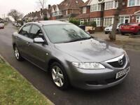 MAZDA 6 1.8 TS 2 VERY LOW GENUINE MILEAGE WITH SUNROOF