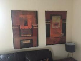 Large Artworks x2
