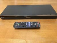 Panasonic DMP-BDT120 Black Smart Network 3D Blu-Ray Disc Player DVD