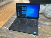 "As new Dell latitude 7280 laptop 12.5"" intel core i5 6TH GEN 3.00ghz 16GB RAM 256GB SSD Windows 10"
