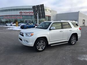 2013 Toyota 4Runner LIMITED AND LOADED!
