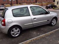 RENAULT CLIO 2006 Petrol 1.1L Manual 3 doors CAMPUS SPORT 16V