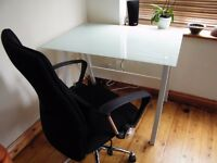 Office table and/or chair