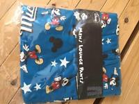 Men's lounge pants Large Mickey Mouse