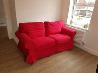 IKEA 2 seat sofa.