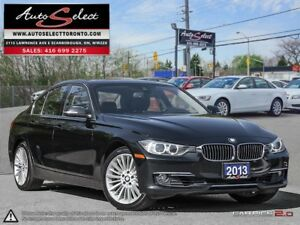 2013 BMW 328i xDrive AWD ONLY 101K! **NAVIGATION PKG** CLEAN...