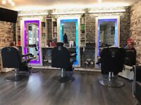 Barber shop for sael £ 7500
