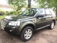 2007 Land Rover Freelander 2.2 TD4 GS (NEW SHAPE TURBO DIESEL).eg discovery vitara shogun xtrail crv