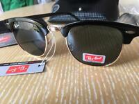 Ray bans club masters sunglasses