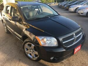 2008 Dodge Caliber R/T/5SPD/NAVI/ALLOYS/LEATHER/SUNROOF