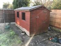 6ft x 10ft shed