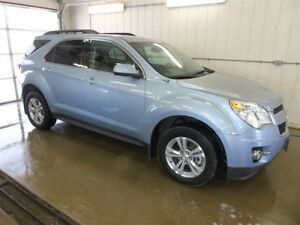 2015 Chevrolet Equinox 2LT AWD, Leather Seating, Power Liftgate