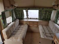 Abi Award Tristar 1995 5 berth caravan For QUICK SALE !!!