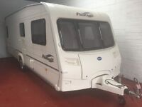 \\\\ 06 BAILEY PAGENT BURGUNDY SERIES 5 \\\\ FIXED BED 4 BERTH \\\\