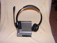 Plantronics Dect Wireless Heatset Unit W01/A