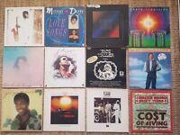 Vinyl Records Job Lot, Various, Original