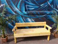 Traditional Style Picnic Bench