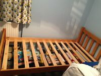 BRAND NEW SINGLE CARLOW BED FRAME