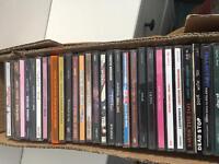 Job lot perfect car boot sale of cds music