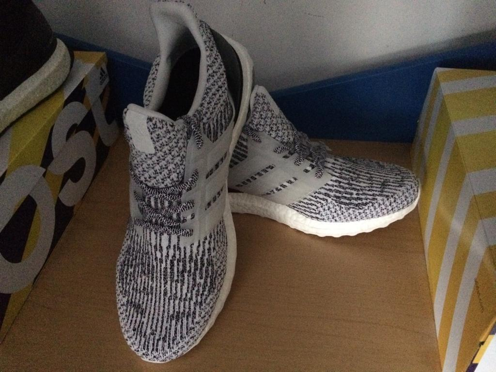 Ultra Boost 3.0 'OREO' New Original Box Size 9 d Out JC