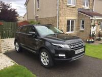 2013 Range Rover Evoque Pure SD4