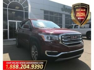 2017 GMC Acadia SLE| AWD| Leather| Low KM| Remote Start