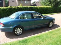 jaguar x type v6 se auto 2967cc 2001 mot till aug 18 £850