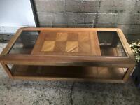 Large coffee table FREE DELIVERY PLYMOUTH AREA