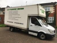 Removal Specialist & Man & Van Services