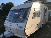 2 Berth Abbey GTS Vogue 215 Touring Caravan