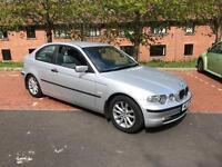 2002 BMW 316TI Compact Immaculate long mot