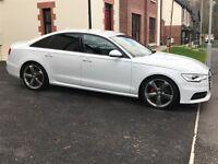 Audi A6 s line black edition
