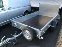 ifor williams trailer p8e 8ft x 4ft 750kg