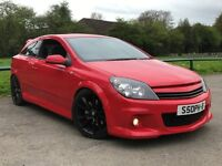 2006 VAUXHALL ASTRA 2.0T VXR + FSH + HPI CLEAR + STAGE 2 REMAP! + px s3 gti st mps type r vrs