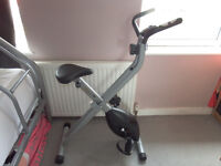 V-Fit Exercise Bike (Folding)