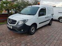 MERCEDES-BENZ CITAN 109 1.5 CDI 90 B/E LONG 6 Doors Van Manual Diesel 2015 NO VAT