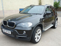 2008 BMW X5 3.0 D SE 5d AUTO 232 BHP *SUN ROOF * FULL SERVICE RECORD * REVERSE PARKING CAMERA