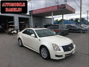 2012 Cadillac CTS Luxury 4x4 mags toit panoramique