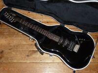 "Fender Squier Royal Contemporary Stratocaster 1986 E Series Japan 24.75"" Gibson scale"