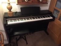 Yamaha electric piano, Arius YDP-162. Reduced to £400 for quick sale.