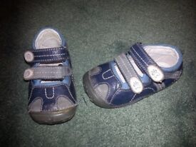Hush Puppies Toddler Boy Summer Shoes, Size 4.5F