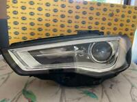 Audi A3 S3 headlight HELLA 1ZS 010 740-65