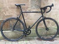 Cinelli Gazetta Black Friar - Fixed or Single Speed