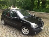 SOLD - Subject to payment - Renault Clio Dynamique 16V 110bhp 1.6 5Dr Petrol Manual 2004/04