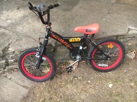 Kids Star Wars Bike