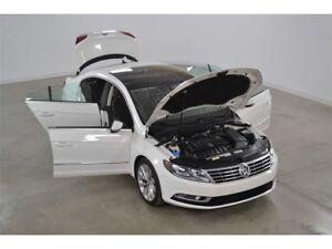 2013 Volkswagen CC Highline 4Motion*Toit*Nav*Fender*Camera de Re